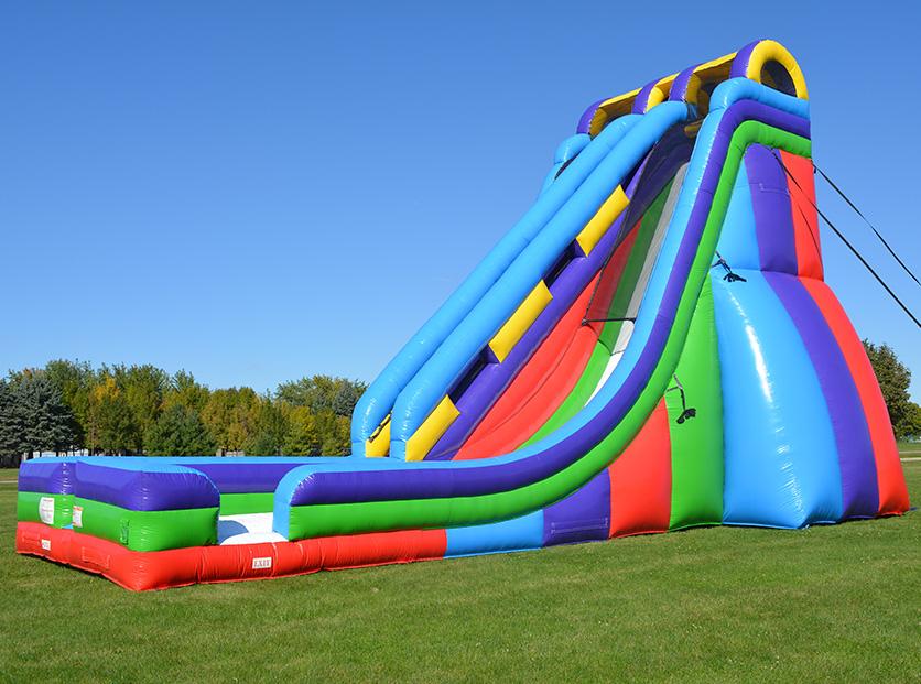 34 ft. Edge Slide